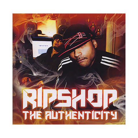 Ripshop - 'The Authenticity' [CD]
