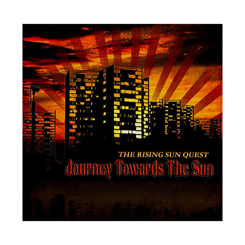 Rising Sun Quest - 'Journey Towards The Sun' [CD]