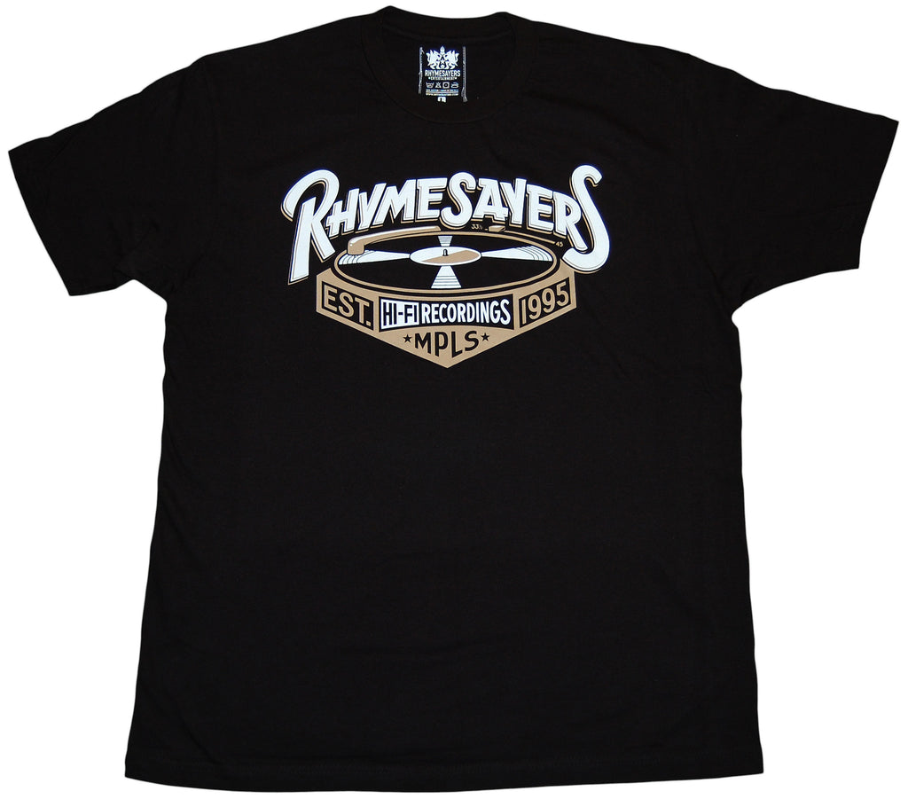 Rhymesayers Entertainment - 'Turntable' [(Black) T-Shirt]