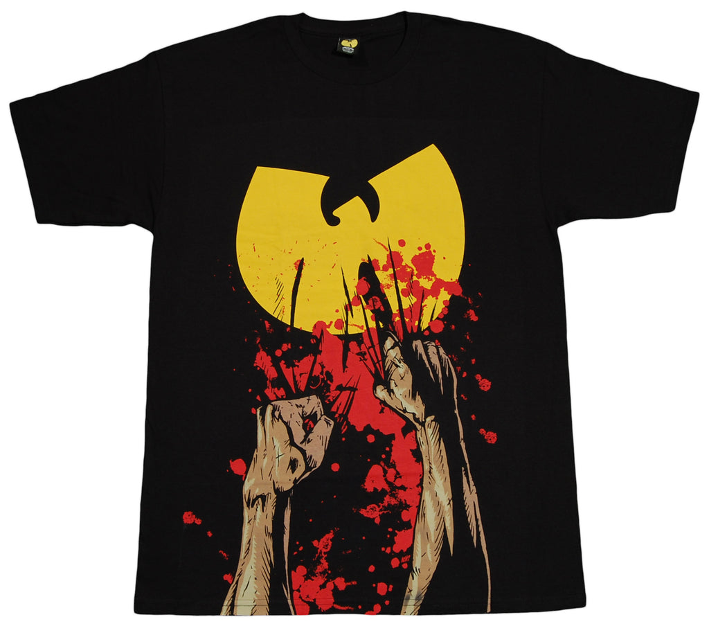 <!--2012042411-->Rocksmith x Be Street x Wu-Tang Clan - 'Wu-Massacre' [(Black) T-Shirt]