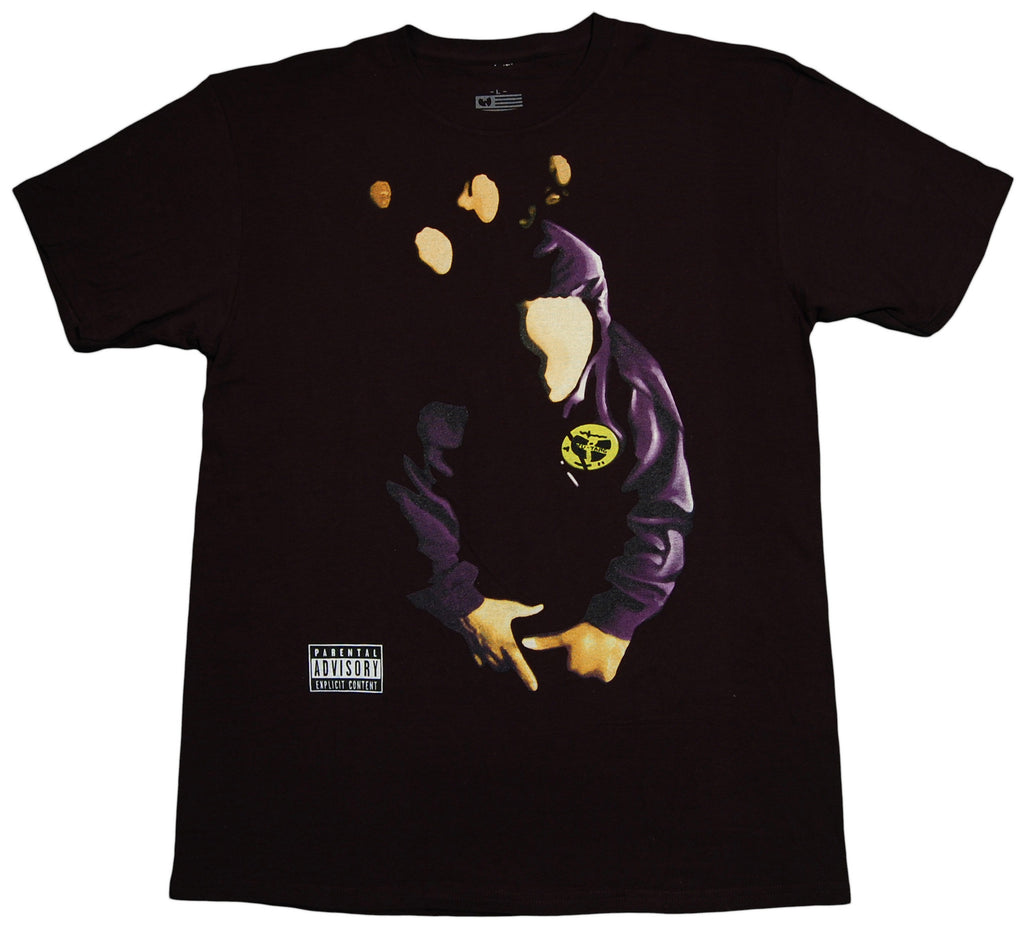 Wu-Tang Brand LTD - '36 Chambers' [(Black) T-Shirt]