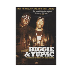 <!--020030506004519-->Biggie (The Notorious B.I.G.) & Tupac - 'Documentary (The Story Behind The Murder Of Rap's Biggest Superstars)' [DVD]