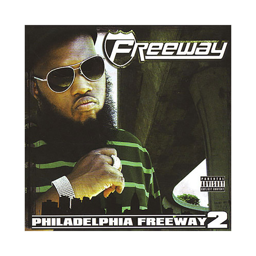 Freeway - 'Philadelphia Freeway 2' [CD]