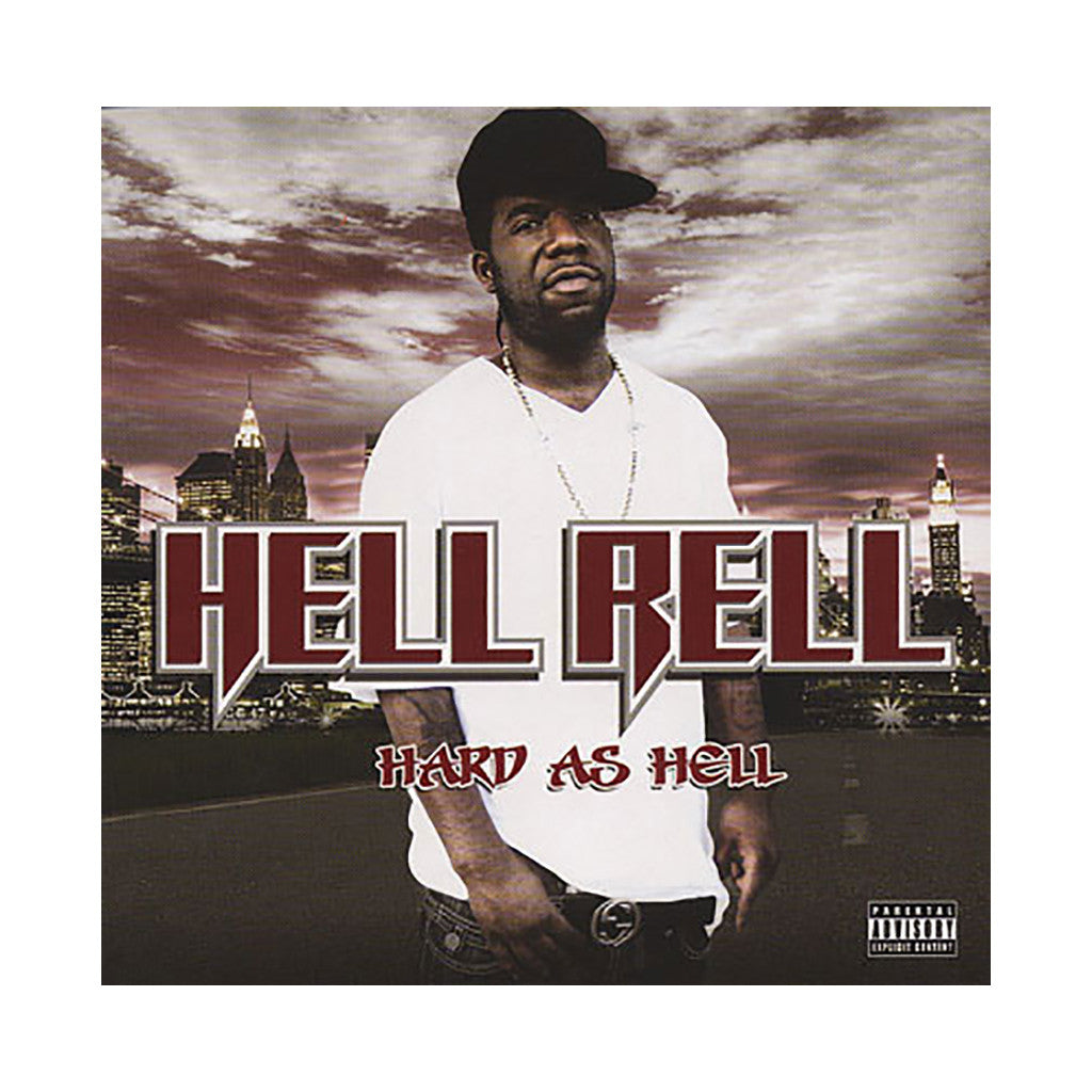 <!--020090428016998-->Hell Rell - 'Hard As Hell' [CD]