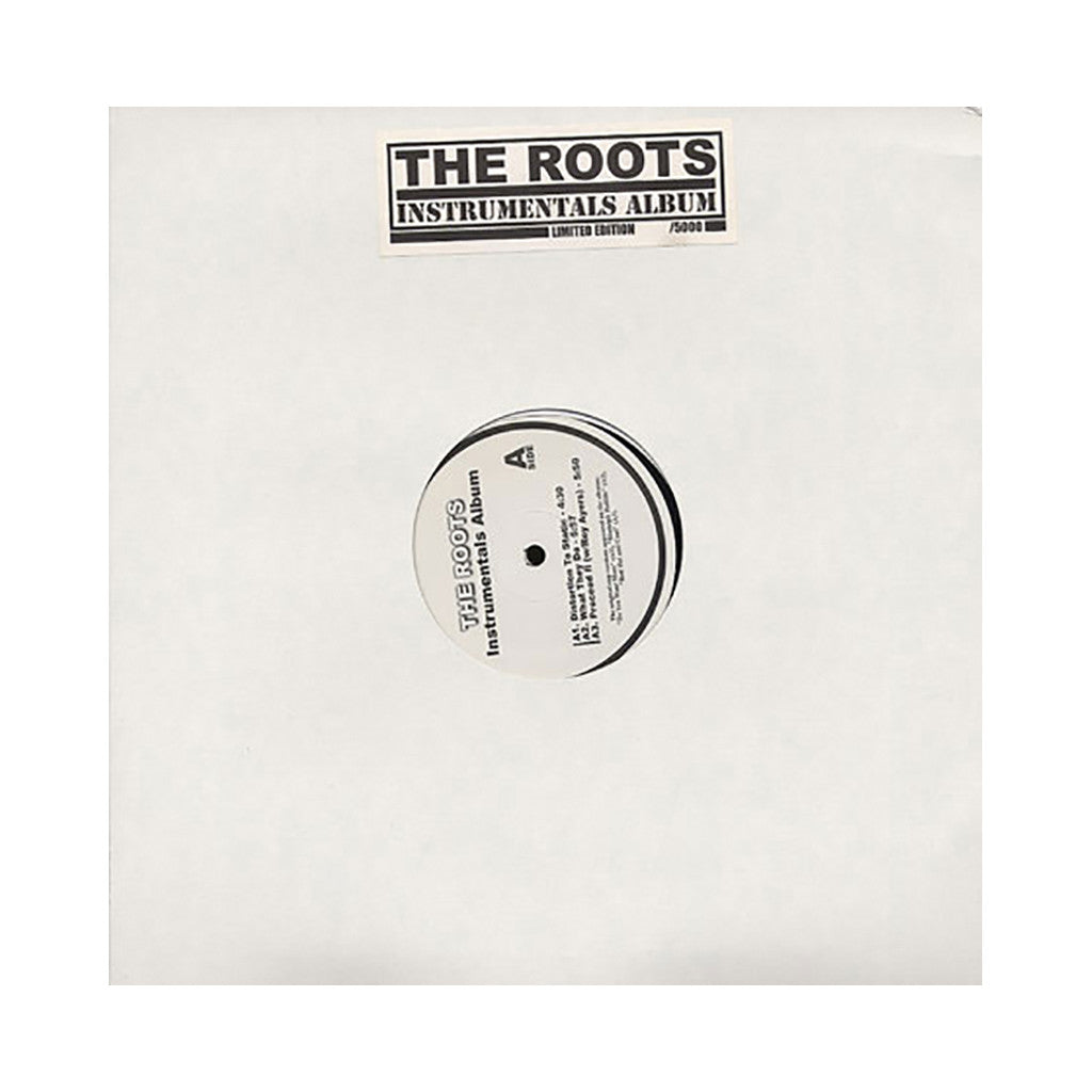 <!--2009100654-->The Roots - 'Distortion To Static (INSTRUMENTAL)' [Streaming Audio]