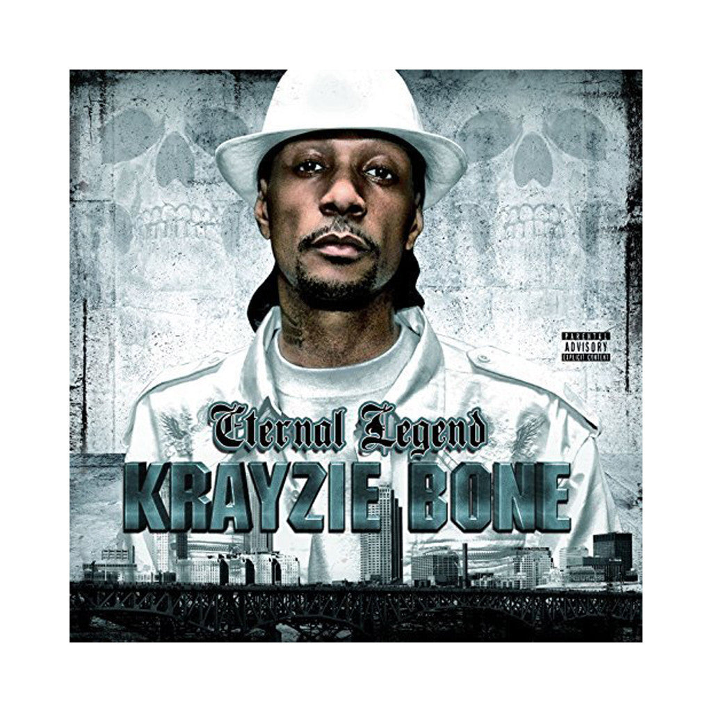 Krayzie Bone - 'Eternal Legend' [CD]