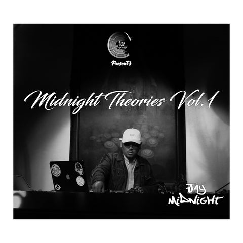 "[""Jay Midnight - 'Midnight Theories Vol. 1' [CD]""]"