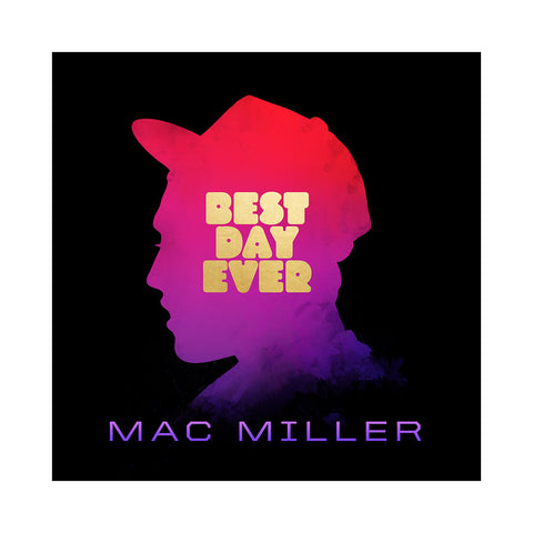 Mac Miller - 'Best Day Ever (5th Anniversary Edition)' [CD]