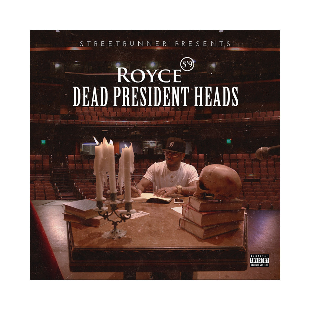 "<!--2016061039-->Royce Da 5'9"" - 'Dead President Heads Pt I' [Streaming Audio]"