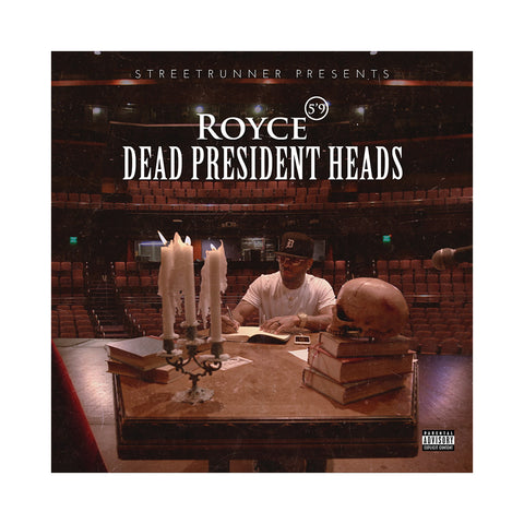 "Royce Da 5'9"" - 'Dead President Heads Pt I' [Streaming Audio]"