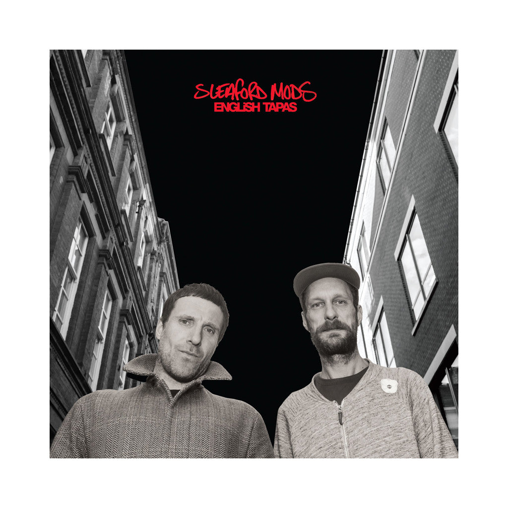 Sleaford Mods - 'English Tapas' [CD]