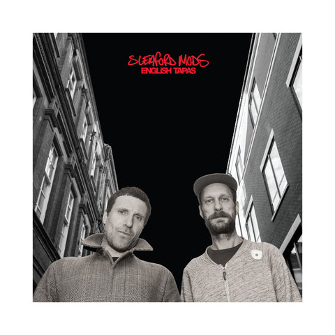 Sleaford Mods - 'English Tapes' [CD]