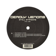 Deadly Venoms - 'Still Standing' [(Black) Vinyl [2LP]]