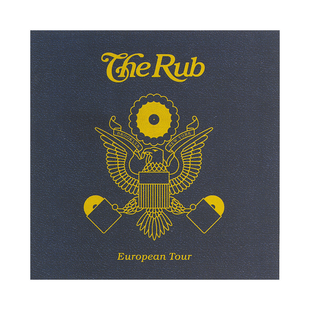 <!--020061003008376-->The Rub - 'European Tour' [CD]