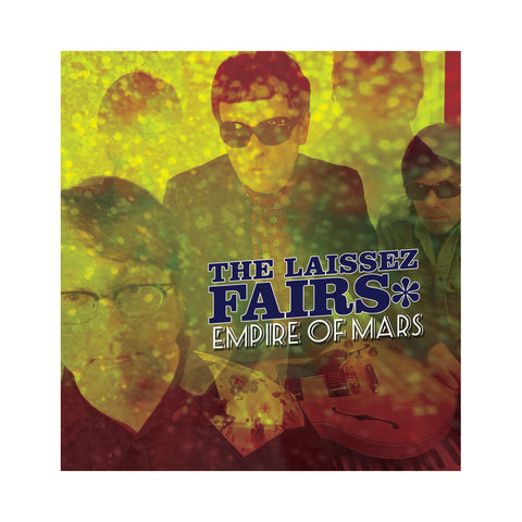 "[""Laissez Fairs - 'Empire Of Mars' [CD]""]"