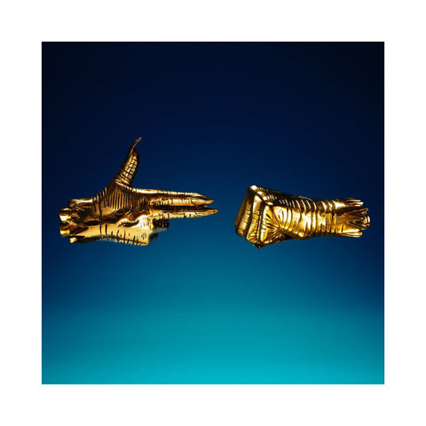 Run The Jewels (Killer Mike & El-P) - 'Legend Has It' [Streaming Audio]