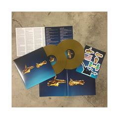 <!--120170113074534-->Run The Jewels - 'Run The Jewels 3' [(Gold) Vinyl [2LP]]