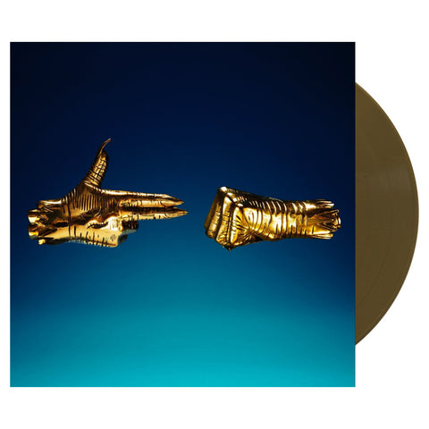 "[""Run The Jewels - 'Run The Jewels 3' [(Gold) Vinyl [2LP]]""]"