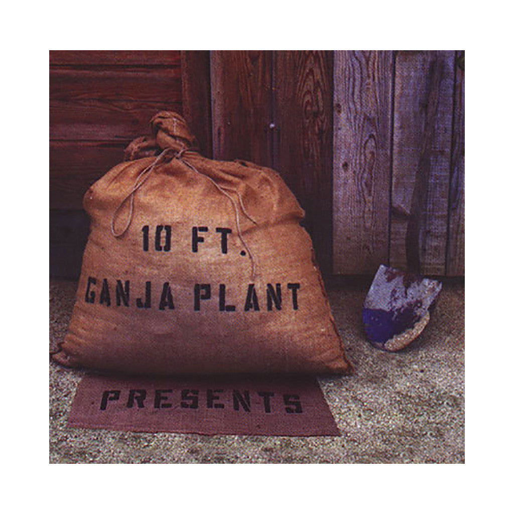 <!--020070102018039-->10 Ft. Ganja Plant - 'Presents' [CD]