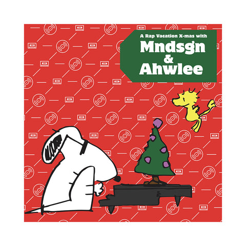 "[""Mndsgn & Ahwlee - 'A Rap Vacation X-Mas' [(Red & Green) Vinyl LP]""]"