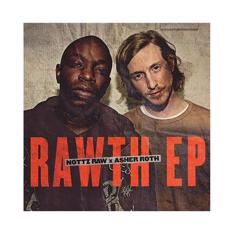 "[""Nottz Raw & Asher Roth - 'Rawth EP' [(Black) Vinyl EP]""]"