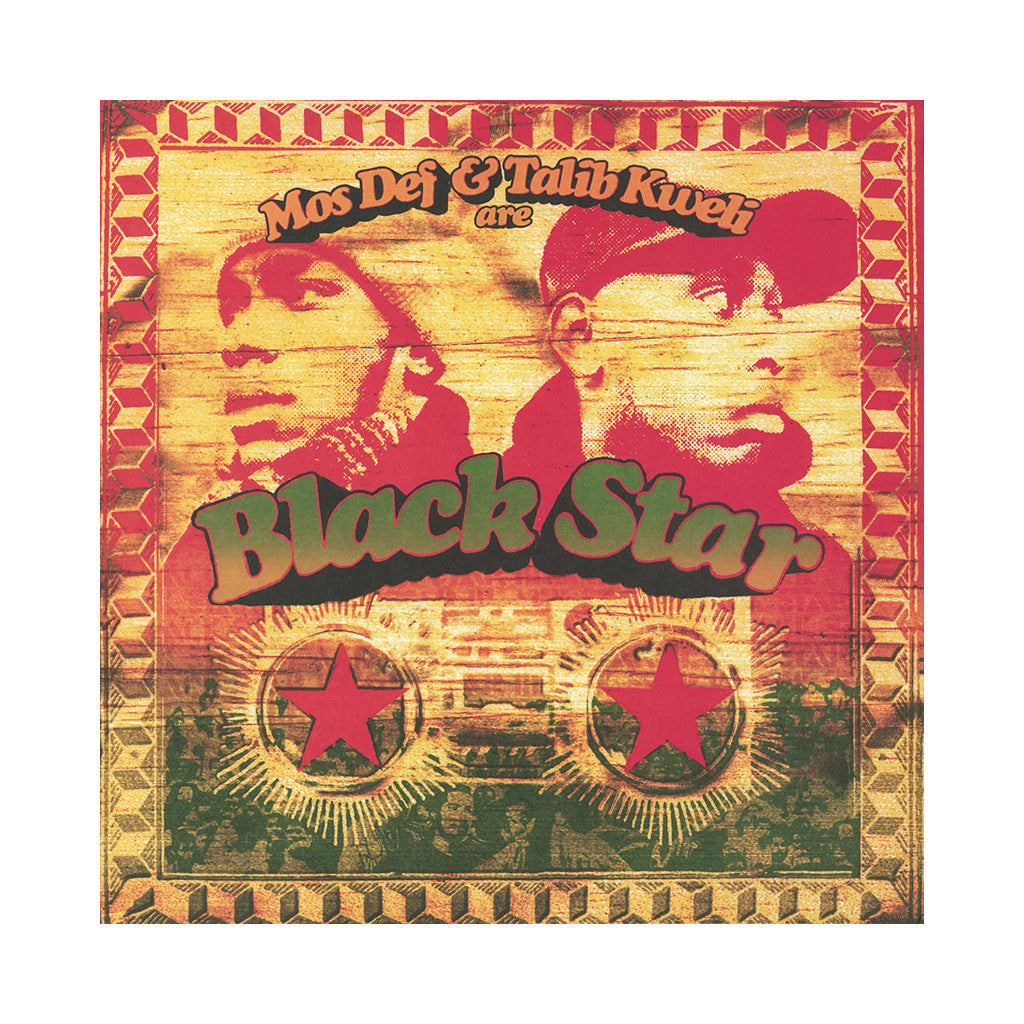 <!--119990223006209-->Black Star - 'Mos Def And Kweli Are Black Star' [CD]