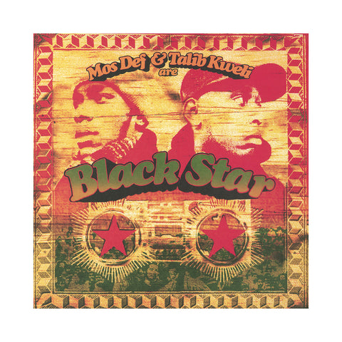 Black Star - 'Mos Def And Kweli Are Black Star' [CD]