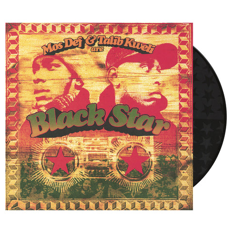 "[""Black Star - 'Mos Def And Kweli Are Black Star' [(Two Tone Picture Disc) Vinyl LP]""]"