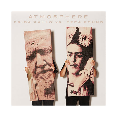 Atmosphere - 'Frida Kahlo Vs. Ezra Pound' [CD]