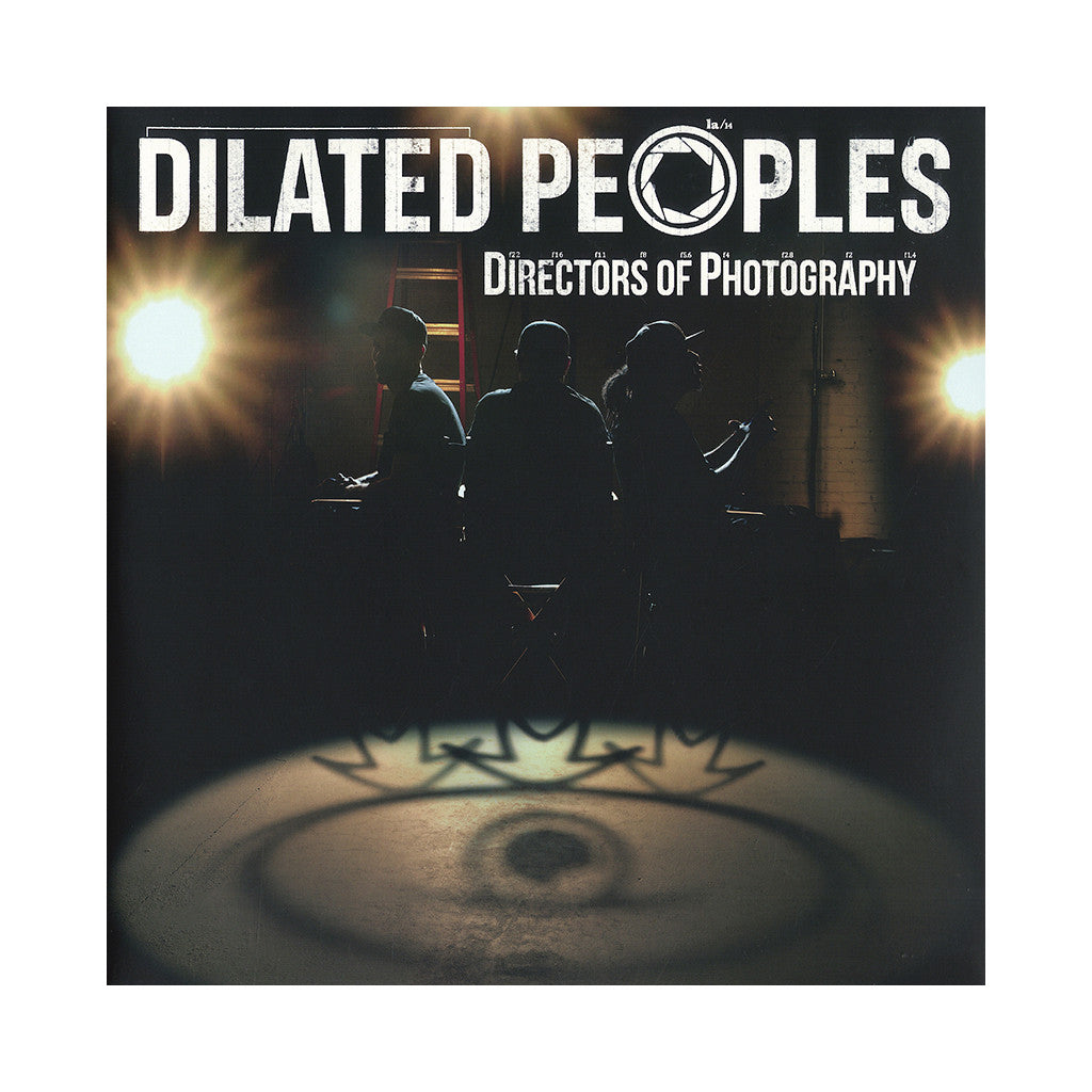 <!--020140812064236-->Dilated Peoples - 'Directors Of Photography' [(Clear) Vinyl [2LP]]