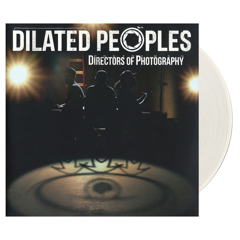 Dilated Peoples - 'Directors Of Photography' [(Clear) Vinyl [2LP]]