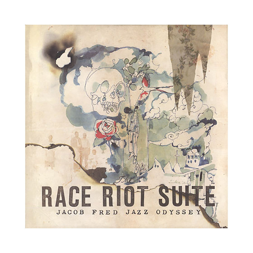 <!--120110830033298-->Jacob Fred Jazz Odyssey - 'The Race Riot Suite' [CD]