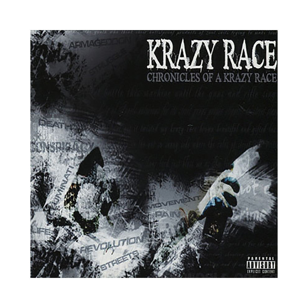 <!--020090731037743-->Krazy Race - 'Chronicles Of A Krazy Race' [CD]