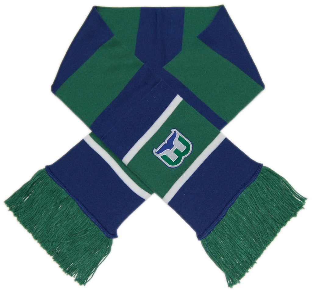 <!--020121120051398-->Mitchell & Ness x NHL - 'Hartford Whalers - NHL Vintage Knit Team Striped' [(Blue) Scarf]