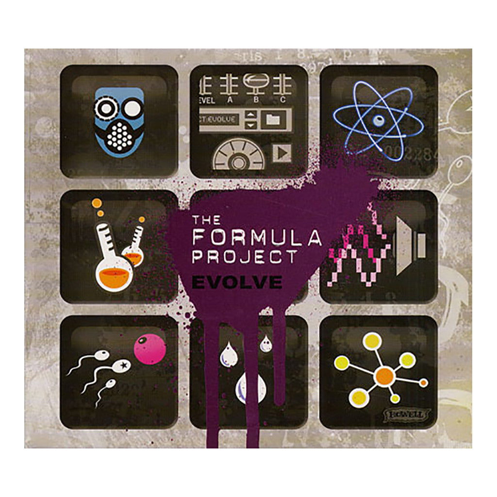 The Formula Project - 'Evolve' [CD]