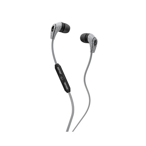 Skullcandy - '50/50 w/ Mic' [(Microfloral/ Gray/ Black) Earbuds]