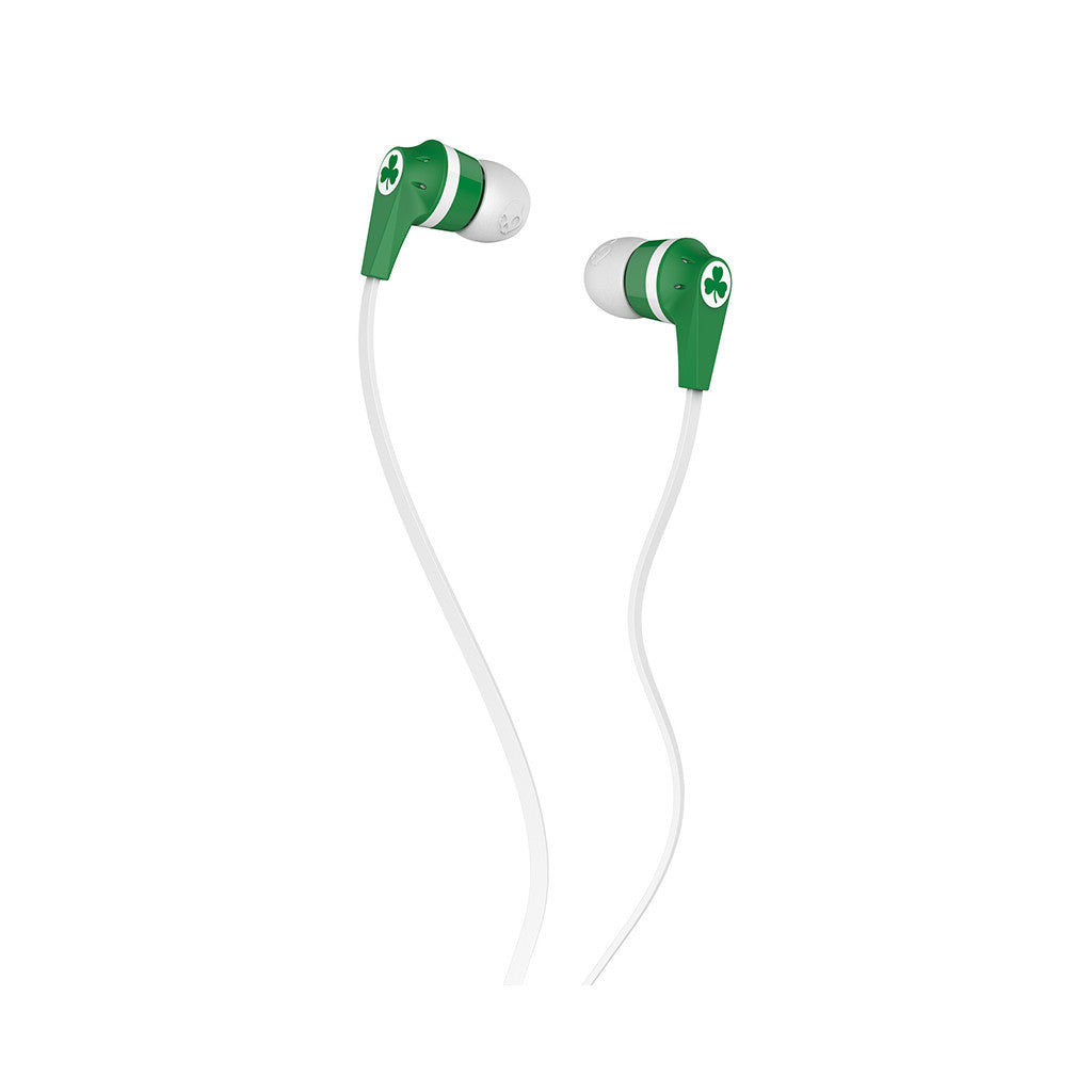 <!--020121120051182-->Skullcandy x NBA: Boston Celtics - 'Ink'd 2.0' [(Celtics) Earbuds]