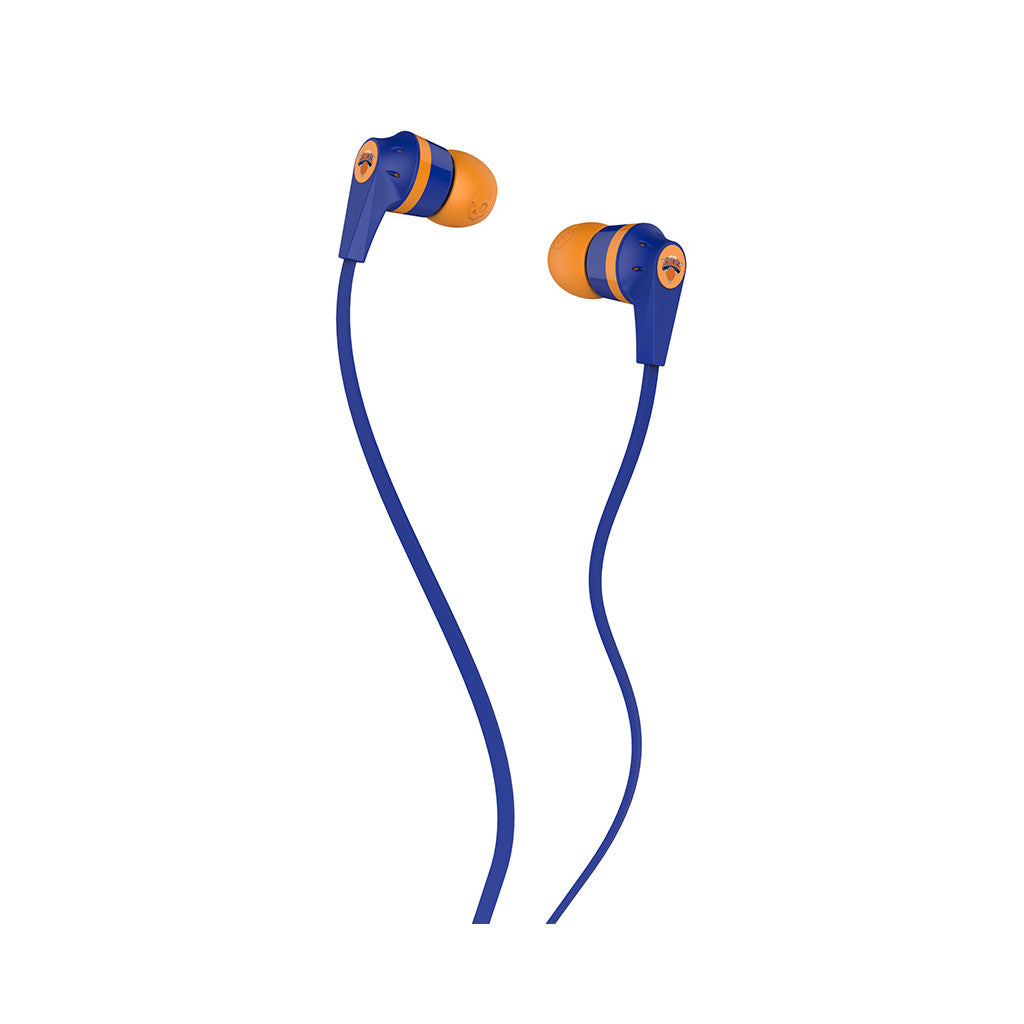 <!--020121120051173-->Skullcandy x NBA: New York Knicks - 'Ink'd 2.0' [(Knicks) Earbuds]