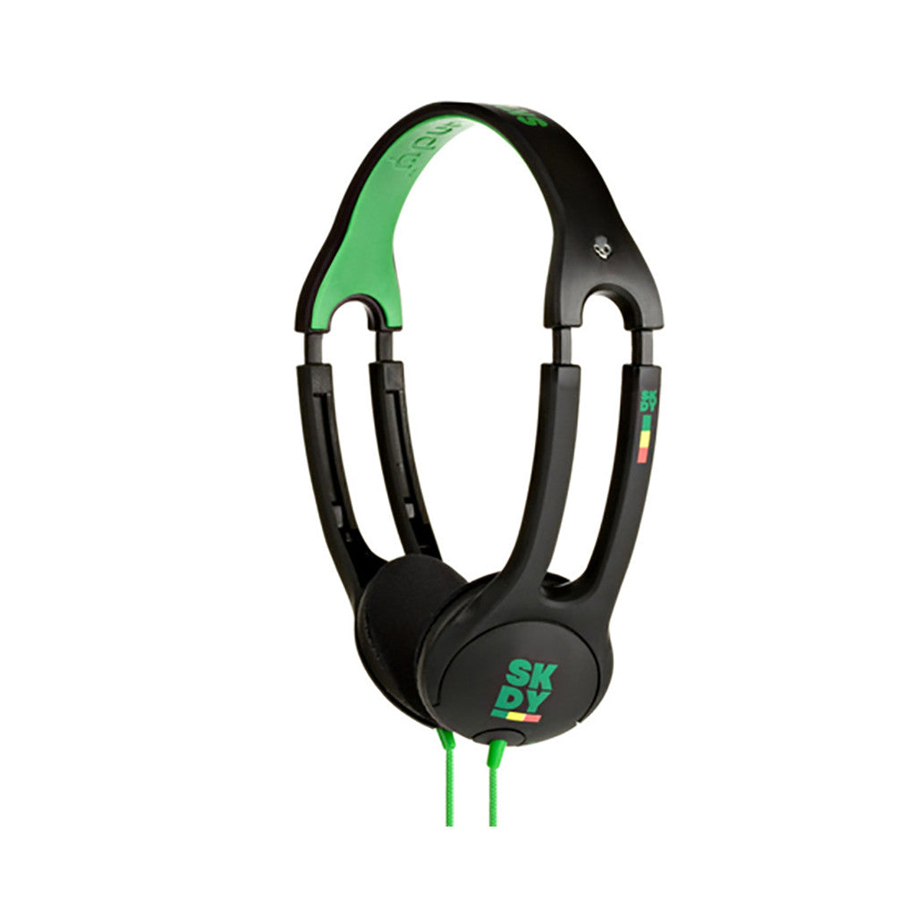 <!--020110419029457-->Skullcandy - 'Icon 2 w/ Mic' [(Rasta) Headphones]