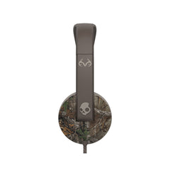 <!--120140319062910-->Skullcandy x Realtree - 'Uprock w/ Mic' [(Realtree Camo) Headphones]
