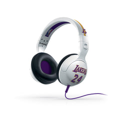 <!--020121120051176-->Skullcandy x NBA: Los Angeles Lakers - 'Kobe Bryant Hesh 2.0 w/ Mic' [(Kobe Bryant White) Headphones]
