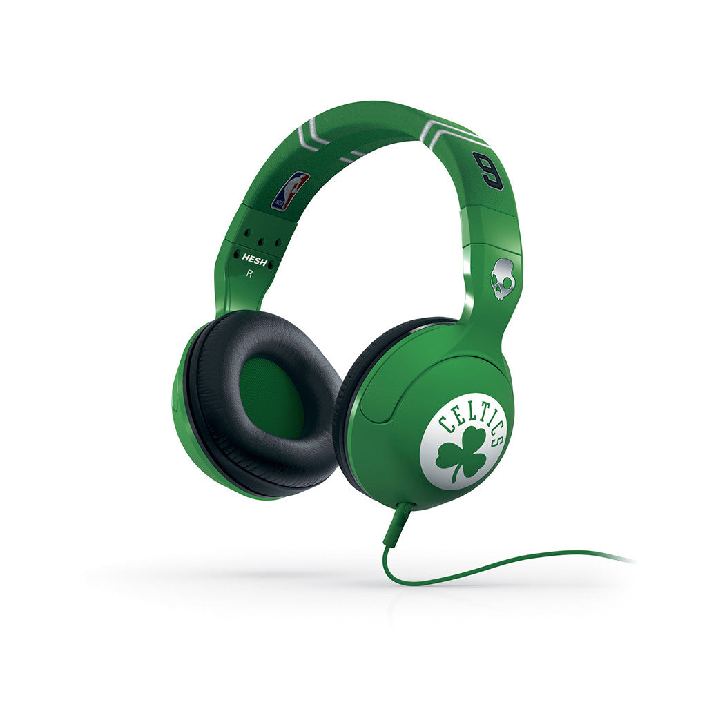 <!--020121120051181-->Skullcandy x NBA: Boston Celtics - 'Rajon Rando Hesh 2.0 w/ Mic' [(Rajon Rondo) Headphones]