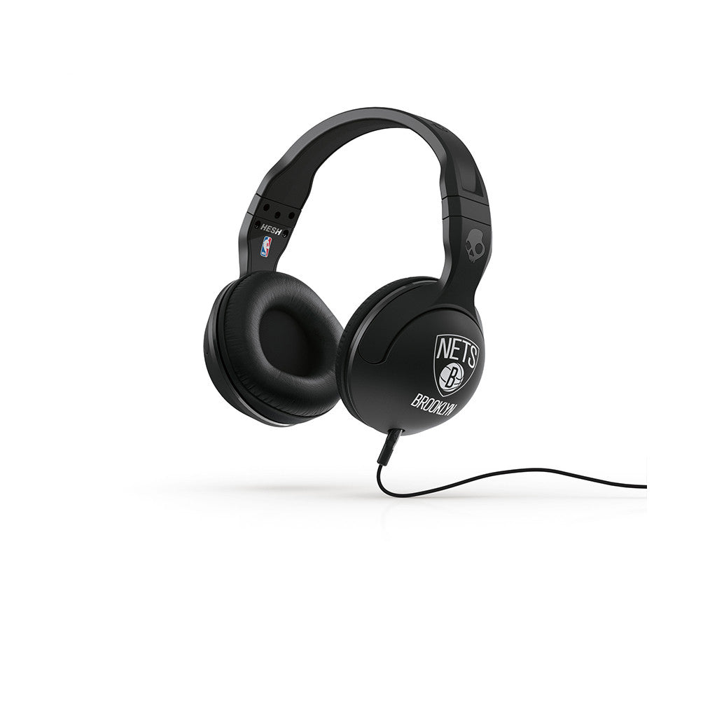 <!--020121120051180-->Skullcandy x NBA: Brooklyn Nets - 'Hesh 2.0 w/ Mic' [(Nets) Headphones]