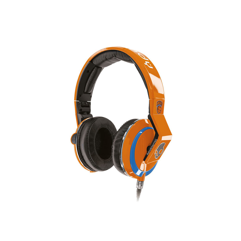 Skullcandy x Mix Master Mike x NBA: New York Knicks - 'Mix Master w/ Mic' [(Knicks) Headphones]