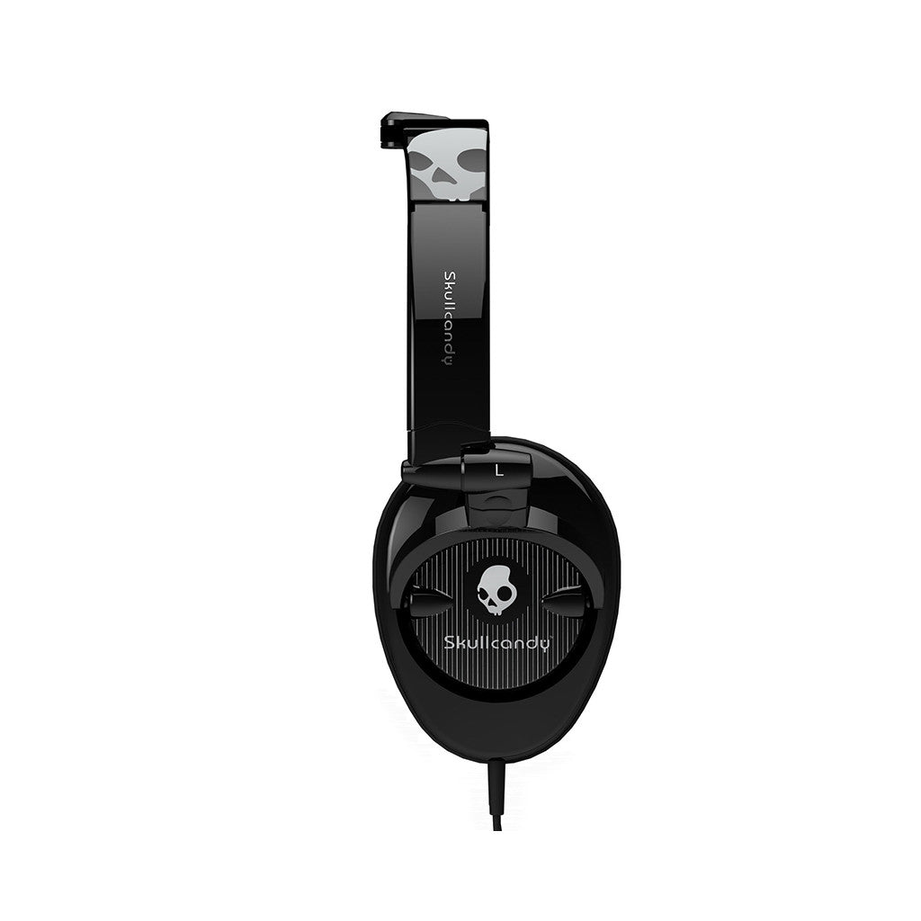 <!--020120703046646-->Skullcandy - 'Skullcrusher' [(Black) Headphones]