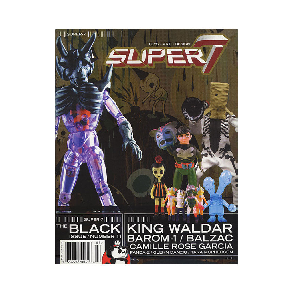 <!--020051101017648-->Super7 Magazine - 'Issue 11, November 2005' [Magazine]