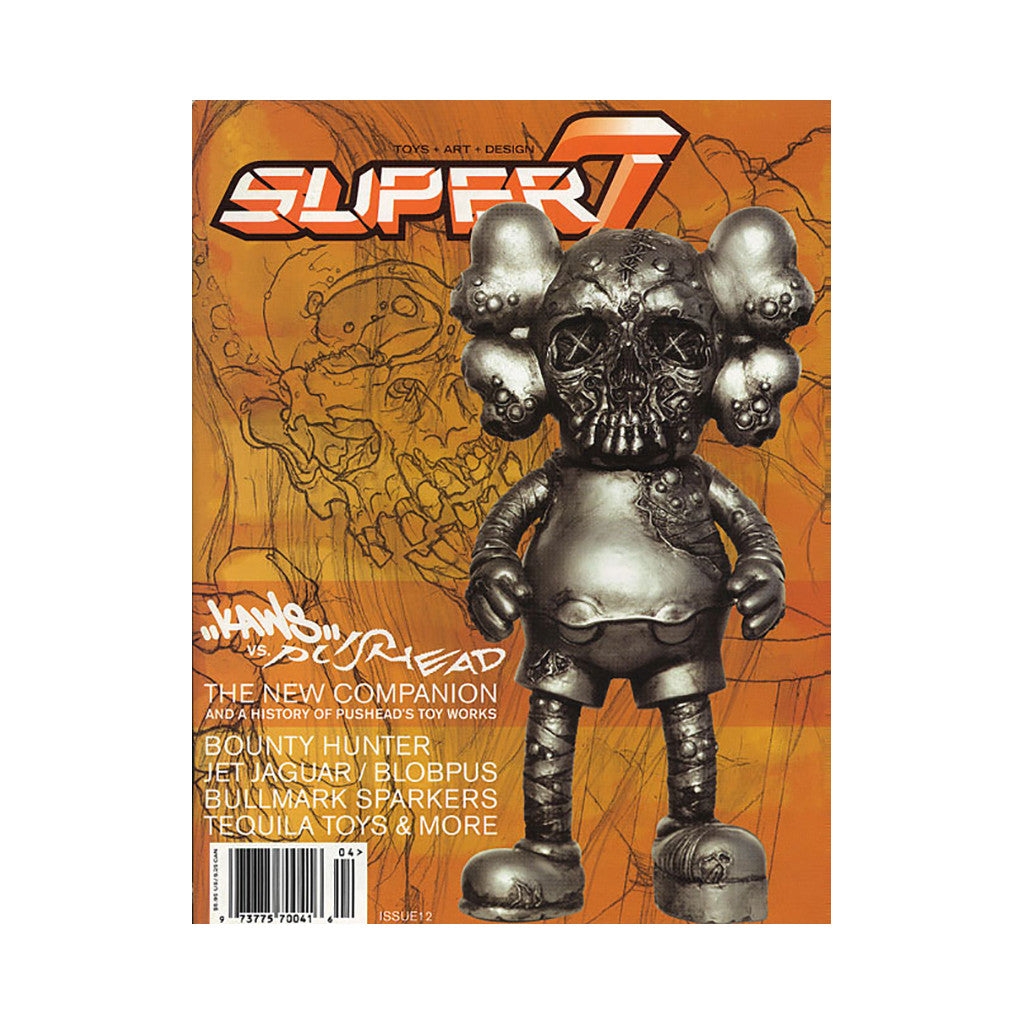 <!--020060228017647-->Super7 Magazine - 'Issue 12, March 2006' [Magazine]