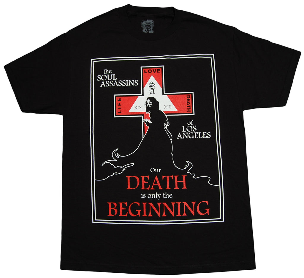 Soul Assassins - 'Holy Terror' [(Black) T-Shirt]