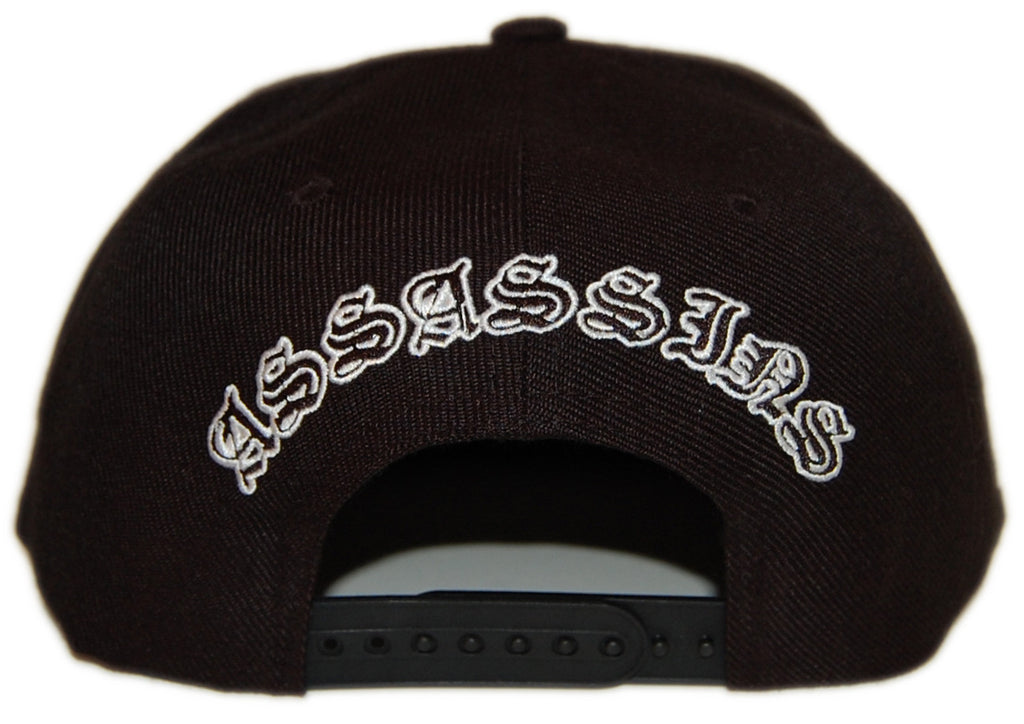 <!--020121002049904-->Soul Assassins - 'Emblem' [(Black) Snap Back Hat]