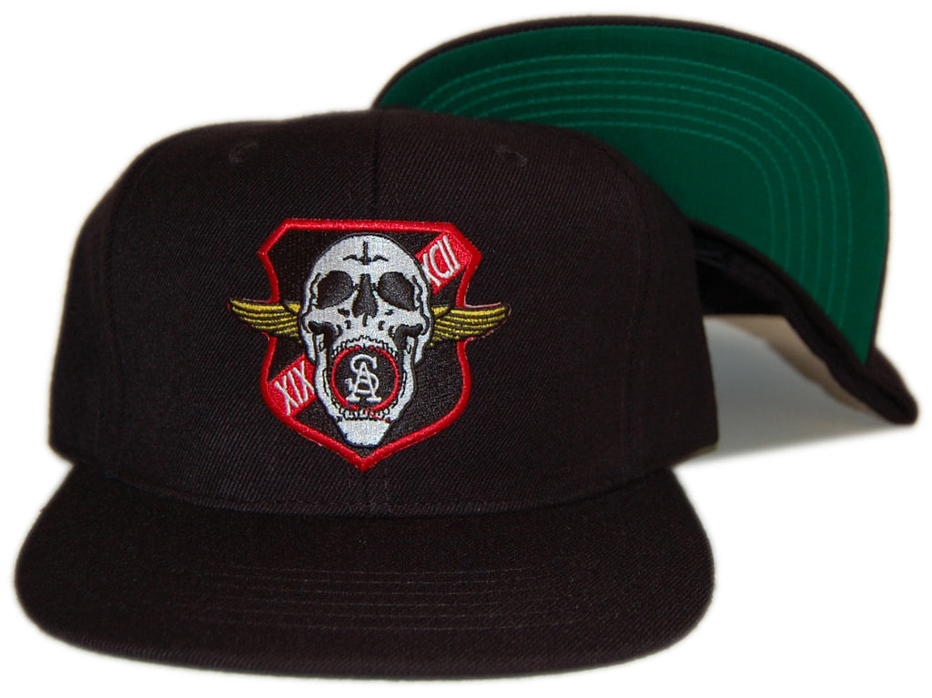 <!--020121002049906-->Soul Assassins - 'Assassins Patch' [(Black) Snap Back Hat]